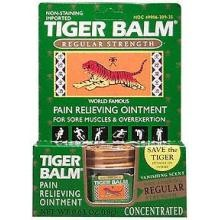 Martial Arts Accessories Liniment Tiger Balm White