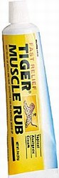 Martial Arts Accessories Liniment Tiger Muscle Rub