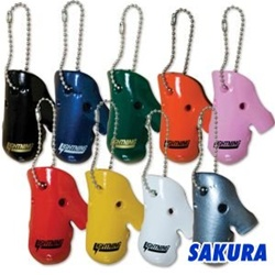 Martial Arts Accessories Keychain Lightning Punch