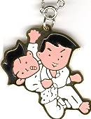 Martial Arts Accessories Necklace Judo Kids