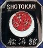 Martial Arts Accessories Pin Shotokan Symbol