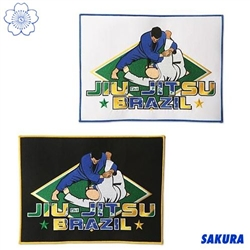 Martial Arts Supplies Accessories Patch Brazilian Jiu-Jitsu BJJ