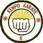 Martial Arts Accessories Patch Kenpo Karate