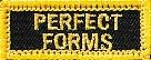 Martial Arts Accessories Patch Iron On Forms