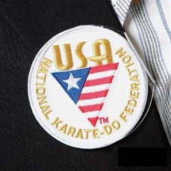 Martial Arts Accessories Patch Holder