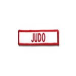 Martial Arts Accessories Patch Judo