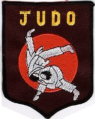 Martial Arts Accessories Patch Judo Throw