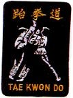 Martial Arts Accessories Patch Taekwondo Fighters