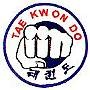Martial Arts Accessories Patch Taekwondo Letters Above A Clenched Fist