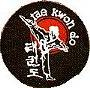 Martial Arts Accessories Patch Taekwondo Kick