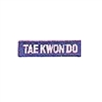 Martial Arts Accessories Patch Taekwondo