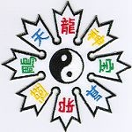 Martial Arts Accessories Patch Weapon Kung Fu Star