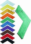 Martial Arts Accessories Patch Iron On Chevrons