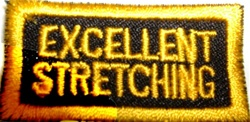 Martial Arts Accessories Patch Stretching