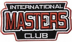 Martial Arts Accessories Patch Masters Club