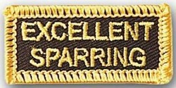 Martial Arts Accessories Patch Sparring