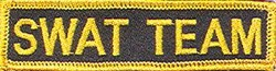 Martial Arts Accessories Patch Swat Team
