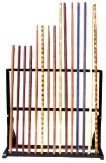 Martial Arts Accessories Weaponry Bo Staff Stand Display Rack
