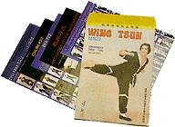 Martial Arts Accessories Poster Wing Tsun Kung Fu