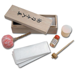 Martial Arts Accessories Sword Cleaning Kit