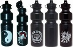 Martial Arts Accessories Water Bottle Black