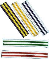 Martial Arts Belt Rank Double Striped