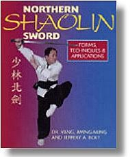 Martial Arts Books Northern Shaolin Sword