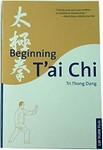 Martial Arts Books Beginning Tai Chi