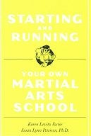 Martial Arts Books Starting A School