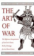 Martial Arts Books Art Of War