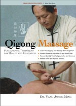 Martial Arts Books Qigong Massage