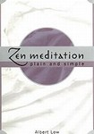 Martial Arts Books Zen Meditation
