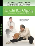 Martial Arts Books Tai Chi Ball Qigong