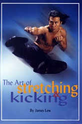 Martial Arts Books Stretching Kicking