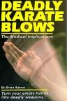 Martial Arts Book Deadly Karate Blows