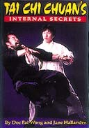 Martial Arts Book Internal Secrets Of Taichi