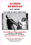Martial Arts Book Action Kubotan