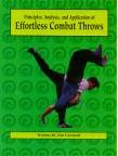 Martial Arts Book Combat Throws