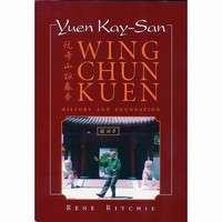 Martial Arts Book Yuen Kaysan Wingchun