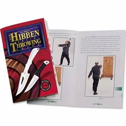 Martial Arts Books Knife Throwing