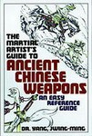 Martial Arts Books Ancient Chinese Weapons