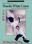 Martial Arts Books Shaolin White Crane