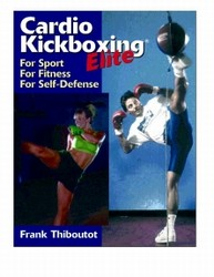 Martial Arts Books Cardio Kickboxing Elite