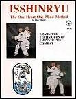 Martial Arts Books Isshinryu One Heart One Mind