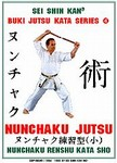Martial Arts Books Weaponry Kata Series Nunchaku