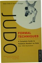 Martial Arts Books Judo Formal Techniques