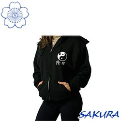 Martial Arts Clothing Shirt Sweatshirt Hoodie Yin Yang