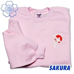 Martial Arts Clothing Shirt Sweatshirt Pink TKD