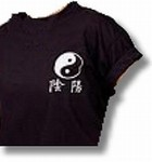 Martial Arts Clothing T-Shirt Yin Yang