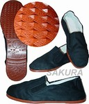 Martial Arts Clothing Shoes Kung Fu Slippers Black